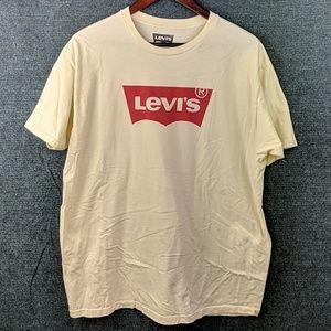 Classic Levi's Batwing Logo Tee Shirt